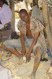 Afryka, ludzie Zdjęcia Stock