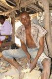 Afryka, ludzie Zdjęcia Royalty Free
