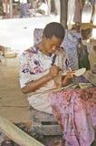 Afryka ludzie Obrazy Stock