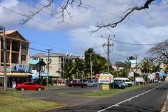 Afryka malownicza wioska Mont Choisy w Mauritius Obraz Royalty Free