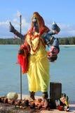 Afryka, malowniczy teren los angeles Pointe Aux Canonniers w Mauritiu Zdjęcie Royalty Free