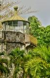 Afryka, malowniczy teren los angeles Pointe Aux Canonniers w Mauritiu Zdjęcia Royalty Free