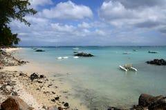 Afryka, malowniczy teren Mont Choisy w Mauritius Obraz Royalty Free