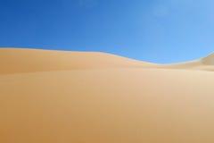 Afryka piaska pustyni diuny Obraz Royalty Free