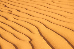 Afryka, piaskowaci barkhans Obraz Stock