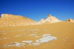 Afryka, Sahara, Egipt Obraz Royalty Free