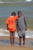 afrykańscy dzieci Fotografia Royalty Free