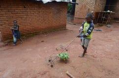 afrykańscy dzieci Obraz Royalty Free