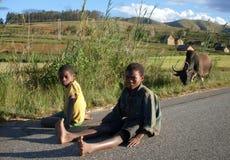Afrykańscy dzieci Obrazy Royalty Free