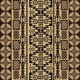 afrykańscy etniczni ornamenty texture tradycyjnego Obraz Royalty Free