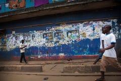 Afryka, Sierra Leone, Freetown Obrazy Stock