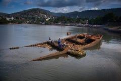 Afryka, Sierra Leone, Freetown Fotografia Royalty Free