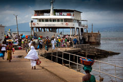 Afryka, Sierra Leone, Freetown Fotografia Stock