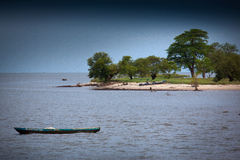 Afryka, Sierra Leone, Freetown Obrazy Royalty Free