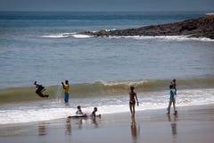 Afryka, Sierra Leone, Freetown Zdjęcia Stock