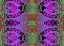 Afrykańska druk tkanina, Etniczny handmade ornament dla, twój projekta, Etnicznych i plemiennych motywów geometrycznych elementów Zdjęcia Stock
