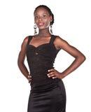 afrykańska dziewczyna Obraz Stock
