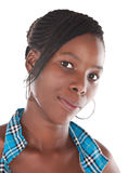afrykańska dziewczyna Zdjęcie Stock
