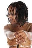 afrykańska dziewczyna Zdjęcia Stock
