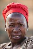 afrykańska kobieta Obrazy Stock