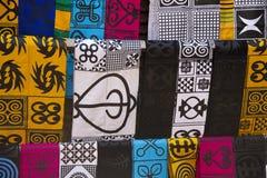 Afrykańska moda odziewa Obraz Royalty Free