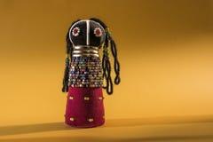 Afrykańska sukienna lala Obraz Royalty Free