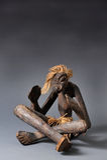 afrykańska sztuka Zdjęcia Stock