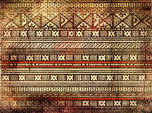 Afrykańska tekstura Zdjęcia Royalty Free