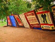 afrykański artcraft obraz stock