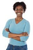 afrykański atrakcyjna kobieta Fotografia Stock