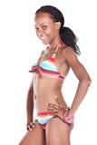 afrykański bikini Fotografia Stock