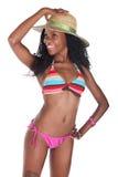 afrykański bikini Zdjęcie Stock