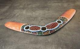 Afrykański bumerang Zdjęcie Royalty Free