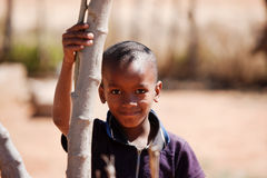 afrykański dziecko Obrazy Royalty Free