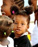 Afrykański dziecko w wieku szkolnym Zdjęcie Royalty Free