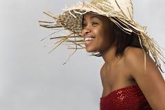 afrykański dziewczyna obraz stock