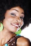 afrykański kobieta Fotografia Royalty Free