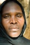 afrykański kobieta Zdjęcia Royalty Free