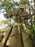 Afrykański religii metaforyka (statua) Obrazy Royalty Free