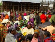 Afrykański rynek Zdjęcie Royalty Free