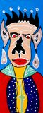 afrykański sztuki Obrazy Stock