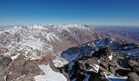afrykańskich góry fotografia stock