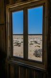 Afrykanów krajobrazy - Diamentowy teren Namibia Obrazy Royalty Free