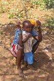 afrykanie Zdjęcie Royalty Free