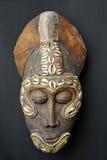 afrykanin maska Obrazy Royalty Free