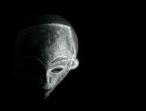 Afrykanin maska rzeźbiąca Zdjęcie Stock