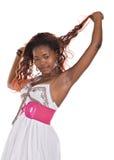 afrykanin seksowny Zdjęcie Royalty Free