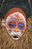 Afrykanin tradycyjna Maska Obraz Stock