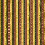 afrykanina bezszwowy deseniowy Obraz Stock