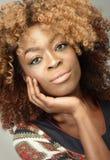 Afrykanina Karaiby kobieta Obrazy Stock
